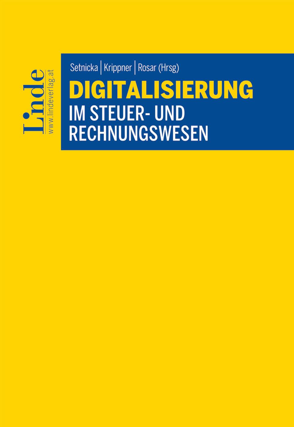 Buchprojekt: Digitalisierung im Steuer- und Rechnungswesen